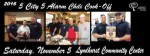 2016 5-City 5-Alarm Chili Cook-Off! To Benefit The CPA Safe-At-Home Program